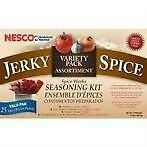 Nesco Jerky Spice Works Variety Pack BJV-25