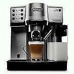 Delonghi Stainless Steel Pump Espresso Maker EC860