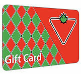 Canadian tire gift card (Balance $600)