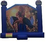 $220 Hire Spiderman Inner Slide Jumping Castle Mornington Mornington Peninsula Preview