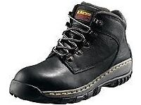 Dr Martens Mens Tred Black Safety Chukka Boot size 9