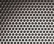 (4) PERFORATED GALVANIZED SHEETS