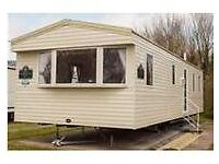 Caravan to rent at Haggerston Castle