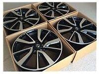 Genuie Nissan Qashqai,X-trial 19 inch tekna alloy wheels
