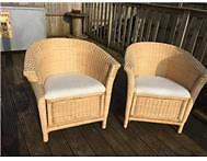 Looking for Wicker Chairs or Ikea Tullsta armchairs