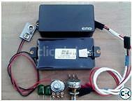 Complete EMG 81/85 Active pickup set w/ all components -Like New
