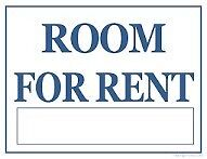 Room for rent starting Feb 24