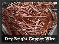 Scrap Copper, Brass, Lead & Cable Collected