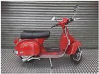 "LML (VESPA) 125cc "" Stroke manual sale or swap"