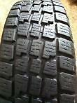 4 - X-Treme Avalanche Winter Tires with Very Good Tread - 215/70 R15