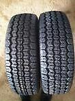 2 - Uniroyal Tiger Paw Winter Tires with Excellent Tread - 175/70 R13