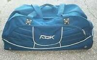 SACS DE HOCKEY RBK REEBOK CONDITION NEUVE