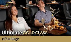 Ultimate Event Cinema Gold Class Package For 2 Ultimo Inner Sydney Preview