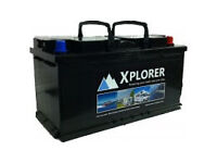 Leisure Battery, Low Height Multi Purpose , 12v 110 AH, Good Battery