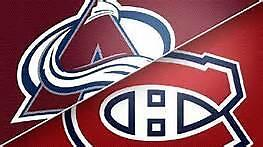 2 Billets Avalanches contre Canadiens 170$/ch