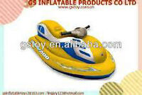 Inflatable: Battery Operated: Jet ski: