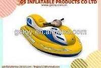 Kids Inflatable Battery Jet Ski or Boat: