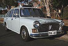 Morris nomad auto project