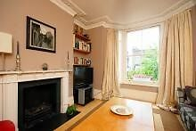 Stunning Victorian four bedroom, two bathroom, maisonette, set over three floors w 70' garden in N16