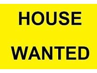 2 bedroom house required to rent
