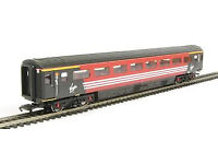 2 hornby virgin coaches - 1 short 1 long not boxed £15 for the 2