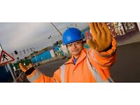 CSCS traffic banksman required for an immediate start in Portsmouth