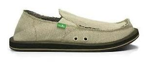 BRAND NEW MEN'S SANUK HEMP SHOES, SIZE 11