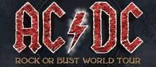 AC/DC - GENARAL ARENA 1 29/11 $155 Cheaper then Original West Perth Perth City Preview