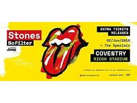 I will buy tickets on Rolling Stones