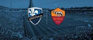 A.S. Roma vs Impact - 6 billets section 120 3 Aout