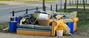 CHARITABLE JUNK REMOVAL AT VERY LOW COST