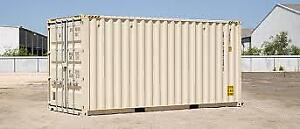 Storage container for rent,