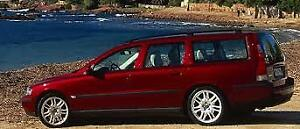 Looking for 2004 - 2007 Volvo V70 T5 with manual transmission