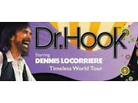 2 x Dr Hook starring Dennis Locorrier tickets Perth Concert Hall