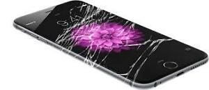 Cracked Screen? NO PROBLEM ! IPHONE LCD!! AND phone cases