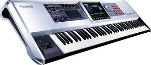 Roland Fantom G6 Workstation Keyboard for sale