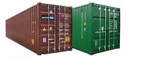 Container units for sale 20' 40' 40'HC