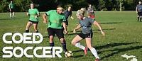 Looking for soccer players for summer coed soccer team (Hull)