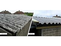 wasteBgone asbestos shed removal and rubbish removal