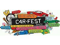 Carfest south Saturday tickets for swap
