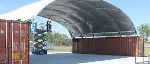 ╭╮Portable Shelter| Steel Frame Dome Shelters╭╮
