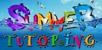 SUMMER TUTORING  Utilize Your Vacation to enhance your mathemat