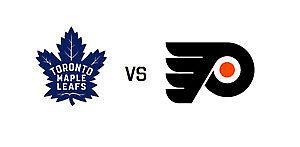 Maple Leafs vs. Phillidelphia Flyers - St Patricks Game
