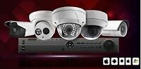 Security cameras system installation, Residential, Commercial.