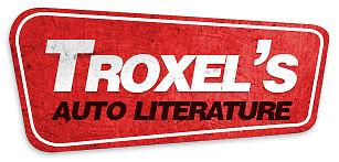 John Troxels Automotive Literature