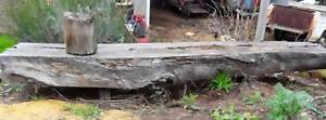 Large timber seat/ log Toodyay Toodyay Area Preview