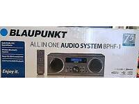 Brand new Blaukpunt BPHF 1 all in one DAB system