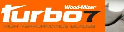 Wood Mizer Bandsaw Blade 132 158 X 1-12 X 045 X 78 Turbo 7 Saw Mill Blades