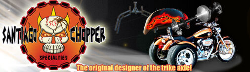 SANTIAGO CHOPPER