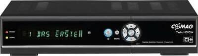COMAG TWIN HD/CI+ digitaler Satelliten Receiver Twin-Tuner HDTV mit 500 GB HDD online kaufen